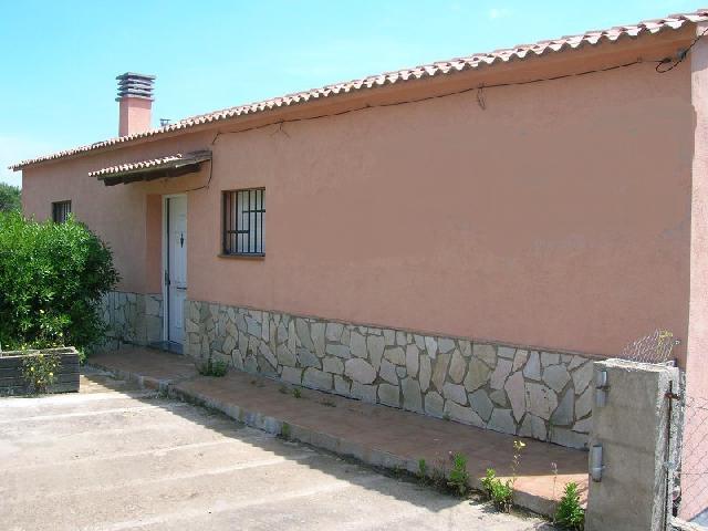Imagen 1 Inmueble 243295 - Casa en venta en Palafolls / Urbanizacion Ciudad Jardin, Vistas al Mar