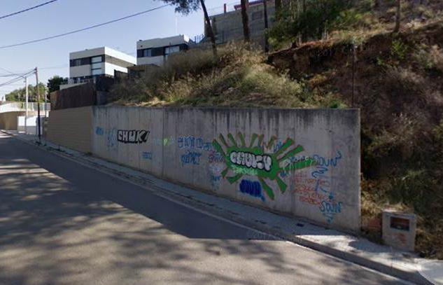 Imagen 1 Solar Urbano en venta en Terrassa / Zona Les Martines