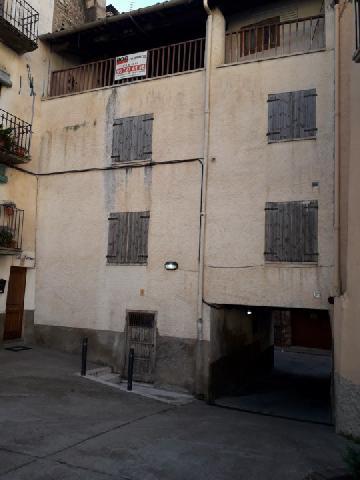 Imagen 1 Inmueble 218374 - Casa en venta en Organyà / Junto Plaça de l´Esglèsia