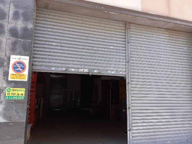 Imagen 1 Inmueble 246146 - Local Comercial en venta en Terrassa / Junto Plaça 1er de Maig