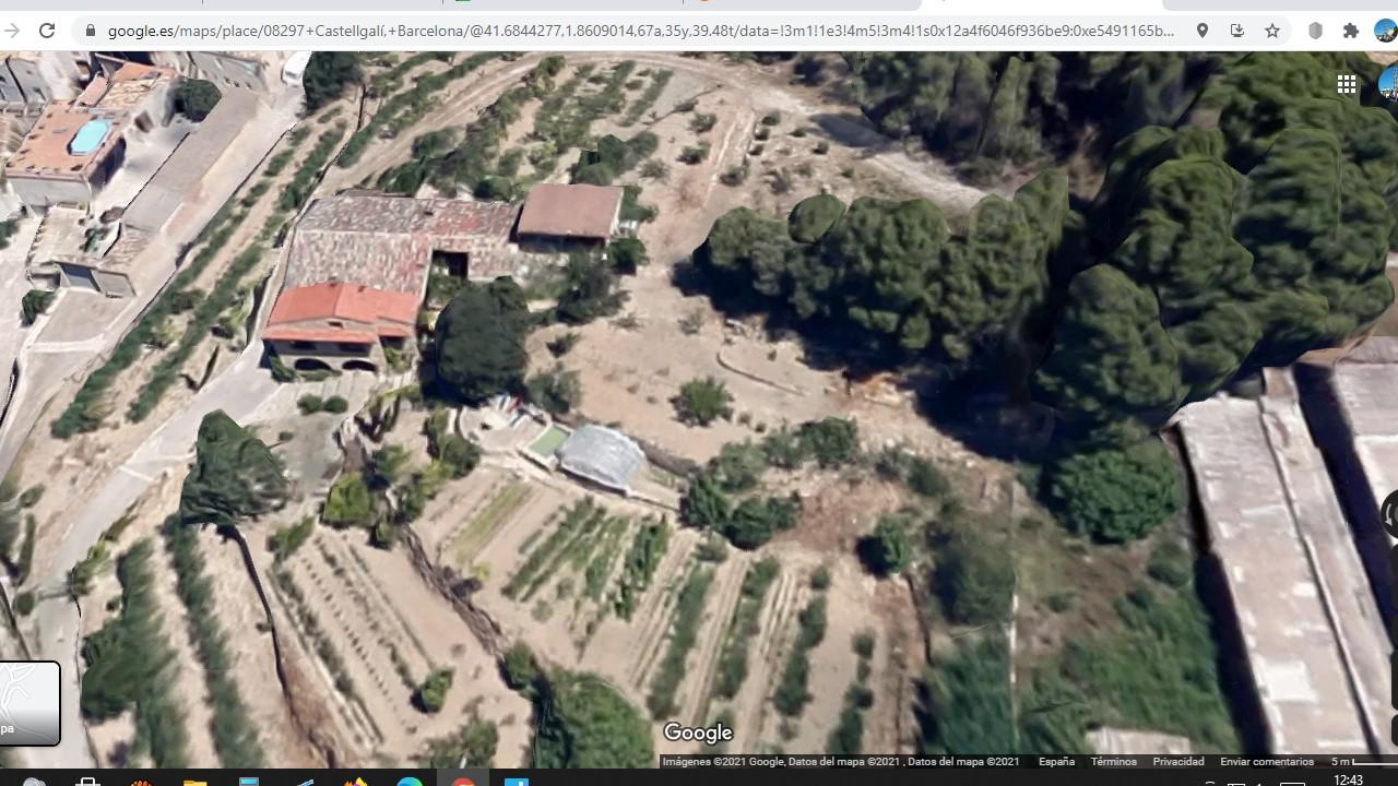 Imagen 1 Casa Rústica en venta en Castellgalí / Muy cerca de Manresa