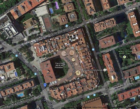 166689 - Dc. Ferran/AVd Diagonal Torres la Caixa