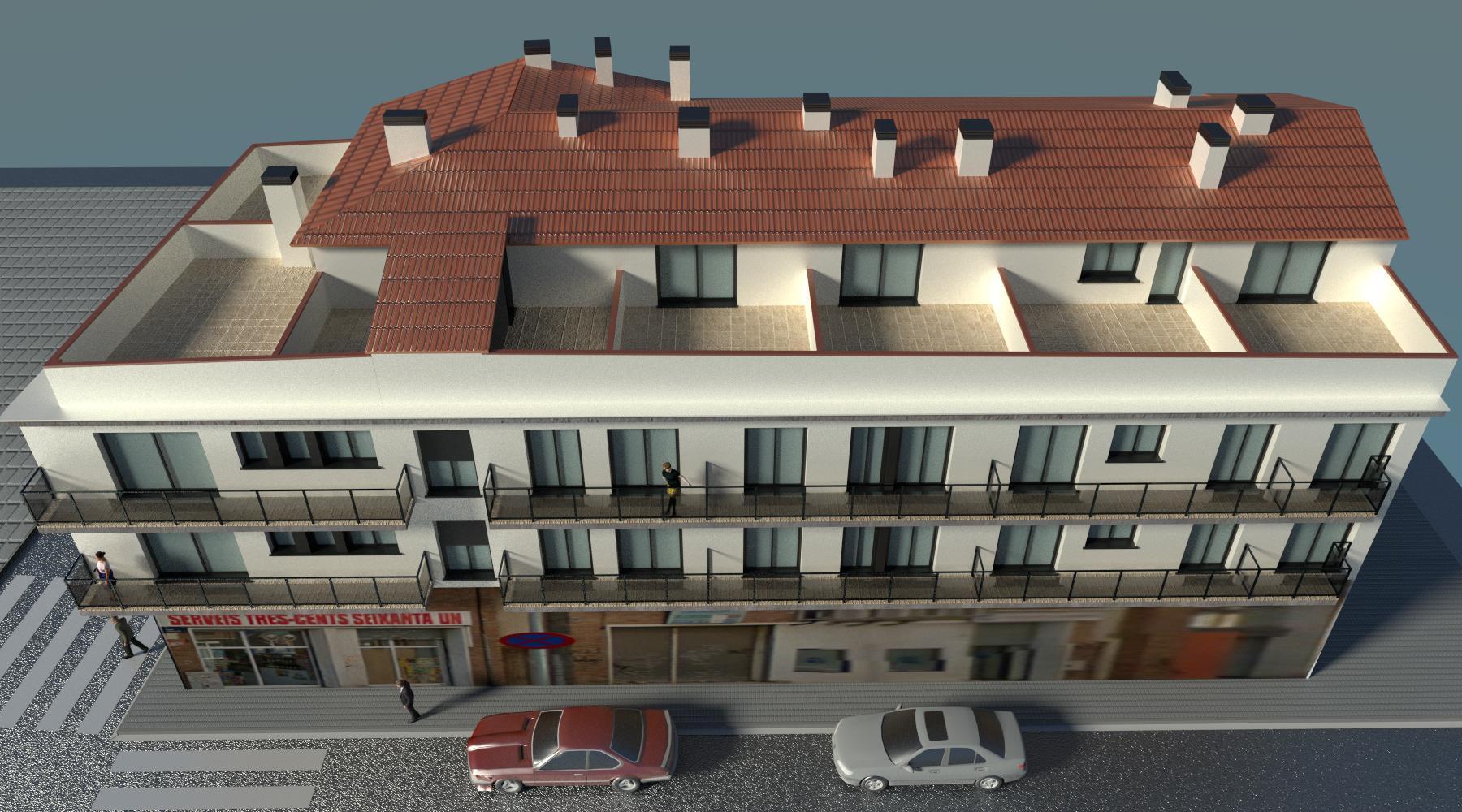 Imagen 3 Piso en venta en Badalona / Pisos de obra nueva plaza Pep Ventura
