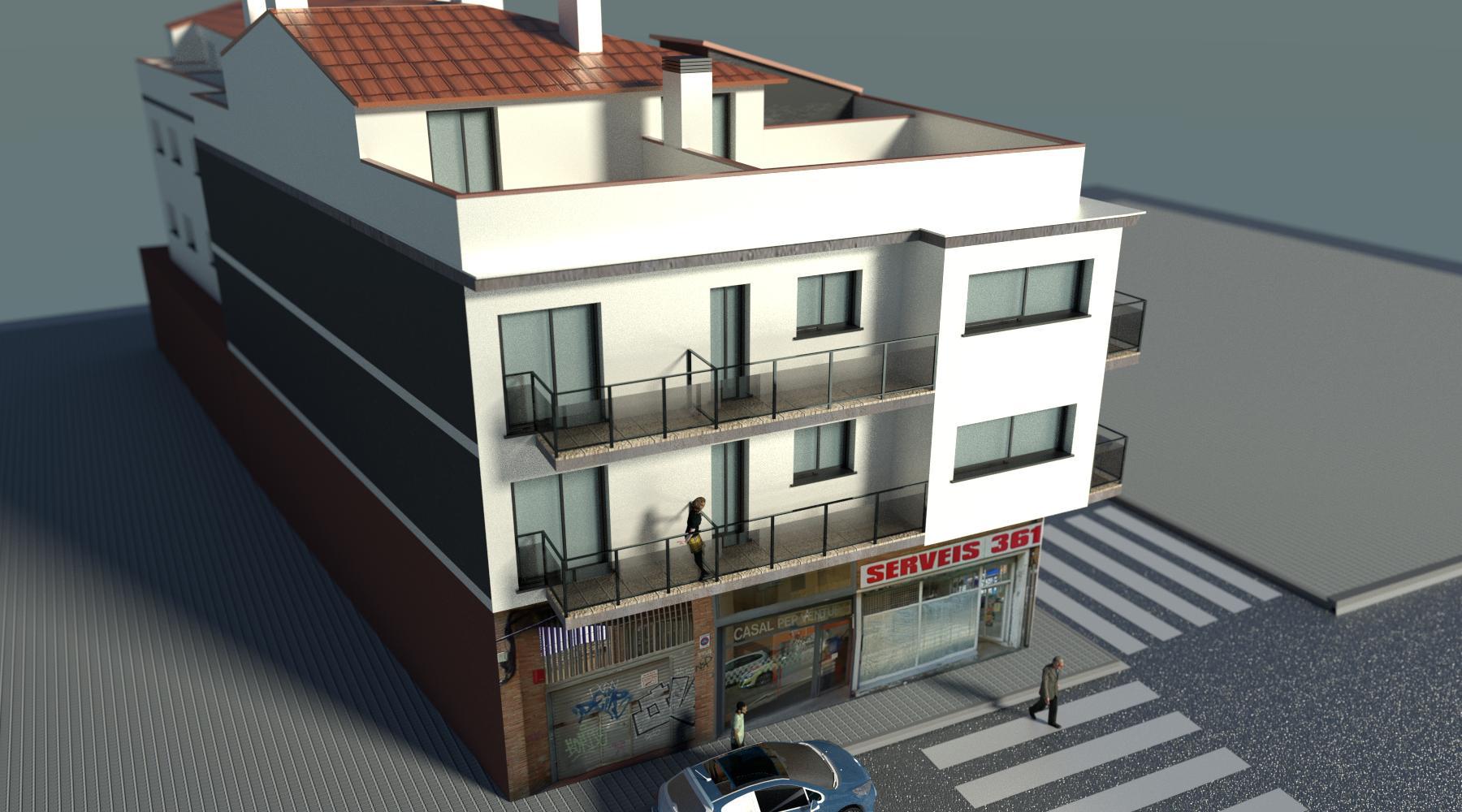 Imagen 4 Piso en venta en Badalona / Pisos de obra nueva plaza Pep Ventura