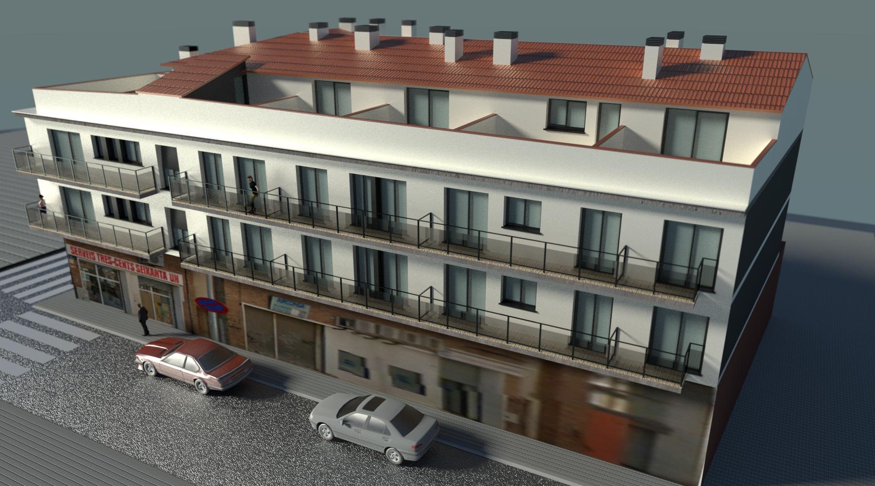 Imagen 1 Piso en venta en Badalona / Pisos de obra nueva plaza Pep Ventura