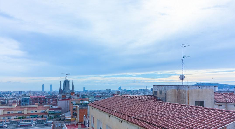 Imagen 2 Piso en venta en Barcelona / Ronda del Guinardó - Plaça Alfons X