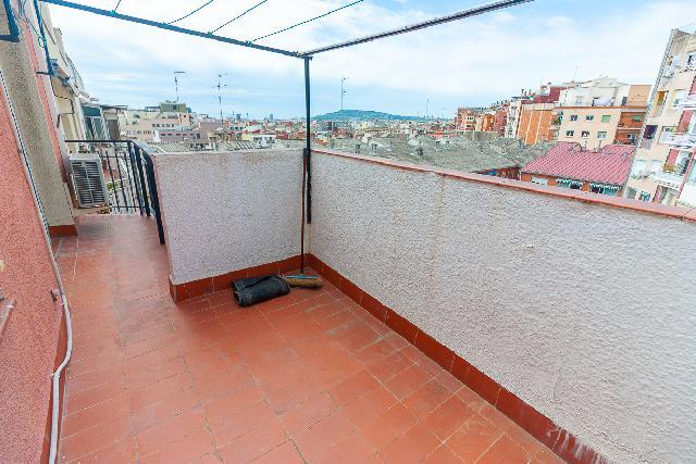 Imagen 1 Inmueble 249072 - Ático en venta en Barcelona / Zona Plaça Joanic