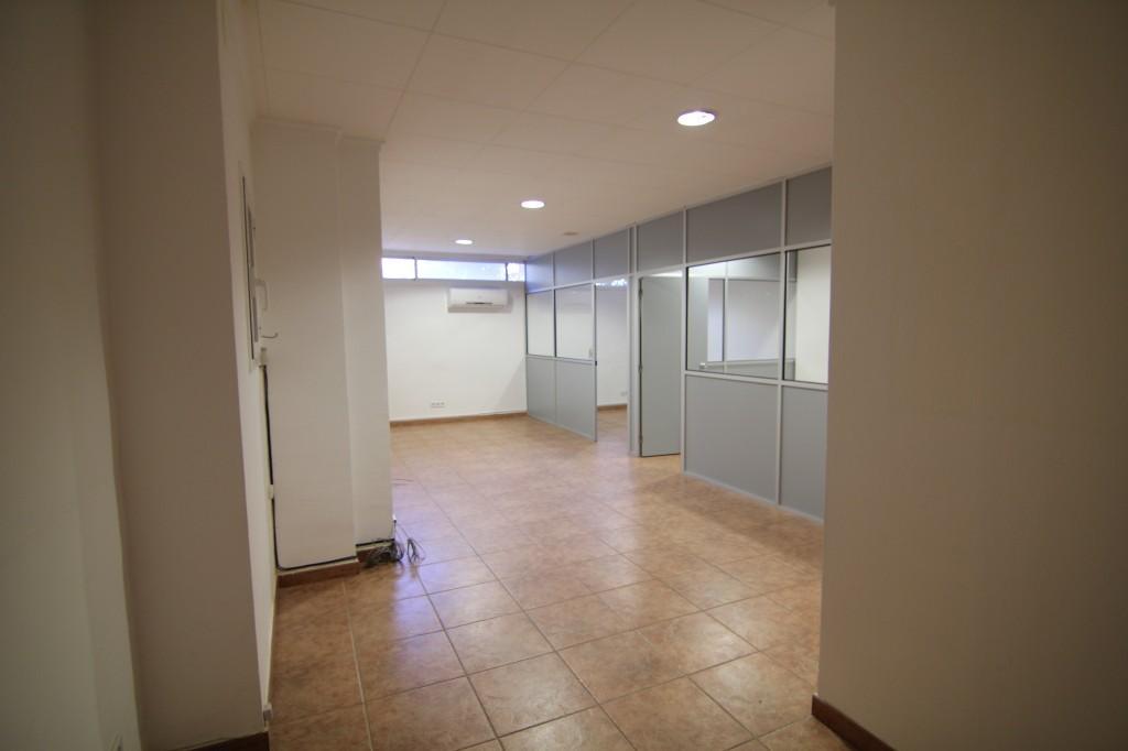 Imagen 1 Oficina Comercial en alquiler en Barcelona / Llull - Rambla Prim