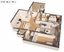 181033 - Piso en venta en Granollers / A cinco minutos del centro.