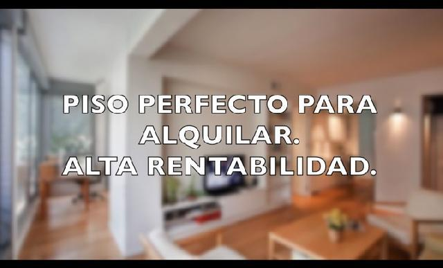 Imagen 1 Inmueble 240381 - Piso en venta en Rubí / Se vende piso alquilado tres hab. Mercadona Serreta