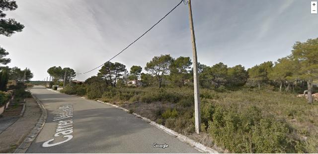 Imagen 1 Inmueble 247808 - Solar Urbano en venta en Querol / Urbanización Mas Bermell. Término de Querol (Tarragona)