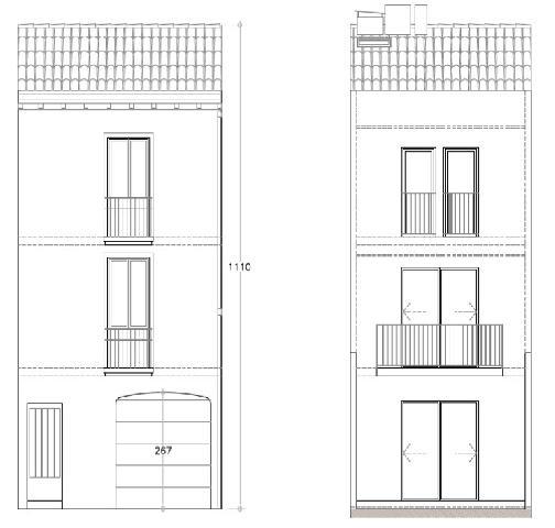 Imagen 1 Inmueble 239304 - Casa Adosada en venta en Sant Feliu De Llobregat / Junto a la carretera Laureà Miró. Zona ...