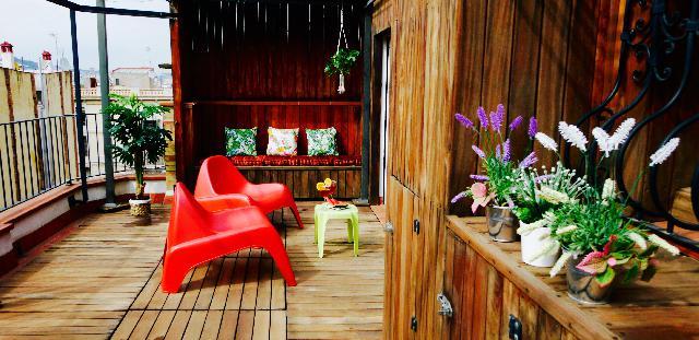 Imagen 1 Inmueble 239394 - Ático en venta en Barcelona / Passeig de L´Exposicio