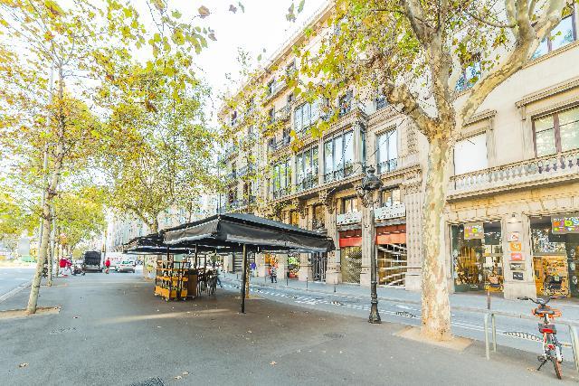 Imagen 1 Inmueble 254289 - Piso en venta en Barcelona / Rambla de Cataluyna