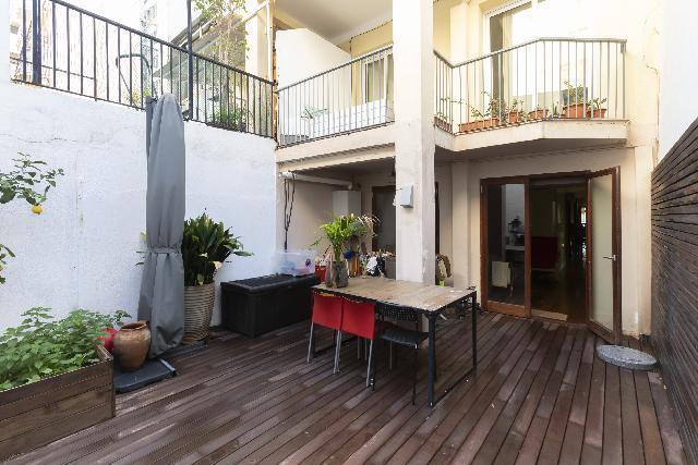 Imagen 1 Inmueble 233631 - Planta Baja en venta en Barcelona /  Junto Avda Xile / Pisuerga Camp Nou