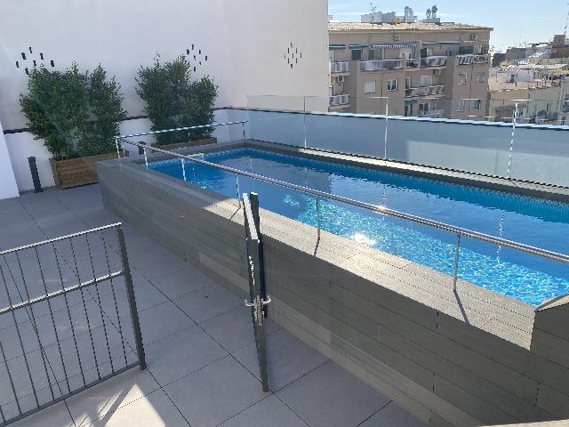 Imagen 1 Inmueble 245035 - Ático en alquiler en Barcelona / Junto Calle Berlin