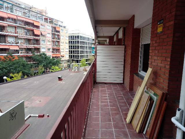 Imagen 1 Inmueble 252259 - Piso en alquiler en Barcelona / Junto mercado  de les Corts