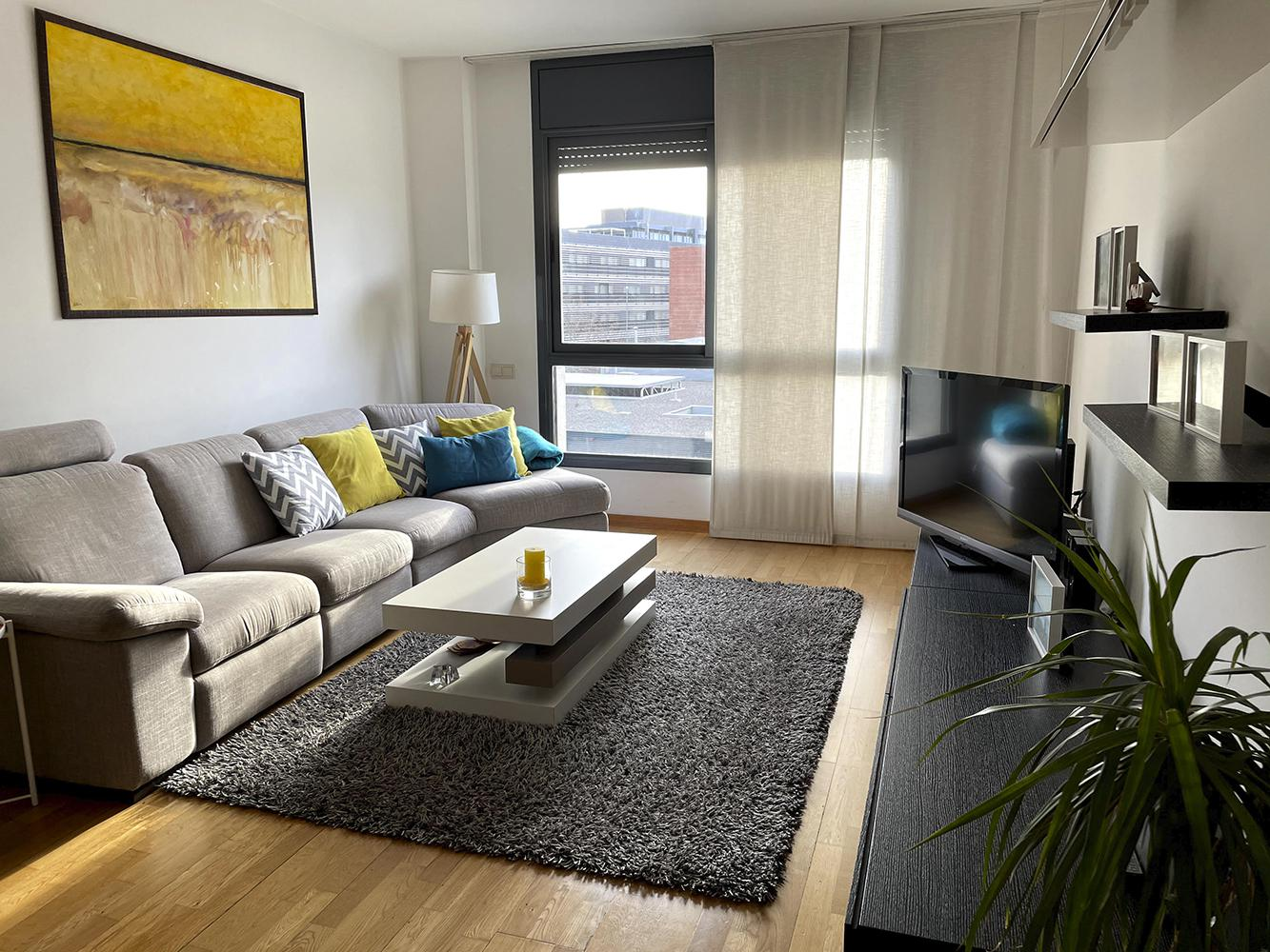 Imagen 2 Piso en alquiler en Barcelona / Pere iv con Bilbao