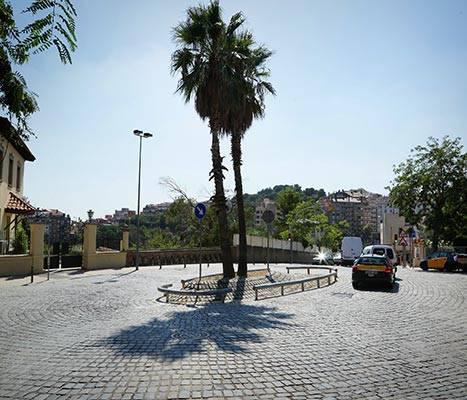 199991 - Junto Plaza Mons- Vallcarca
