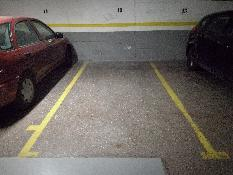 199991 - Parking Coche en venta en Barcelona / Junto Plaza Mons- Vallcarca