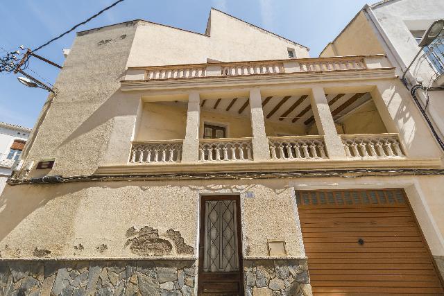 Imagen 1 Inmueble 239379 - Casa Adosada en venta en Torrelavit / Torrelavit, casco antiguo