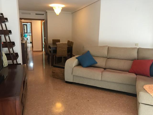 Imagen 1 Inmueble 242205 - Piso en alquiler en Valencia / Junto a Plaza Patraix.
