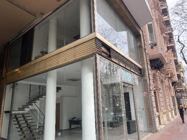 Imagen 1 Inmueble 246778 - Local Comercial en alquiler en Valencia / En la misma Gran Vía Marques del Turia