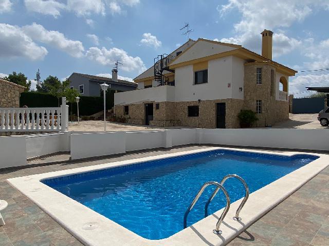 Imagen 1 Inmueble 252299 - Casa Aislada en venta en Montserrat / A 30 minutos de Valencia Capital