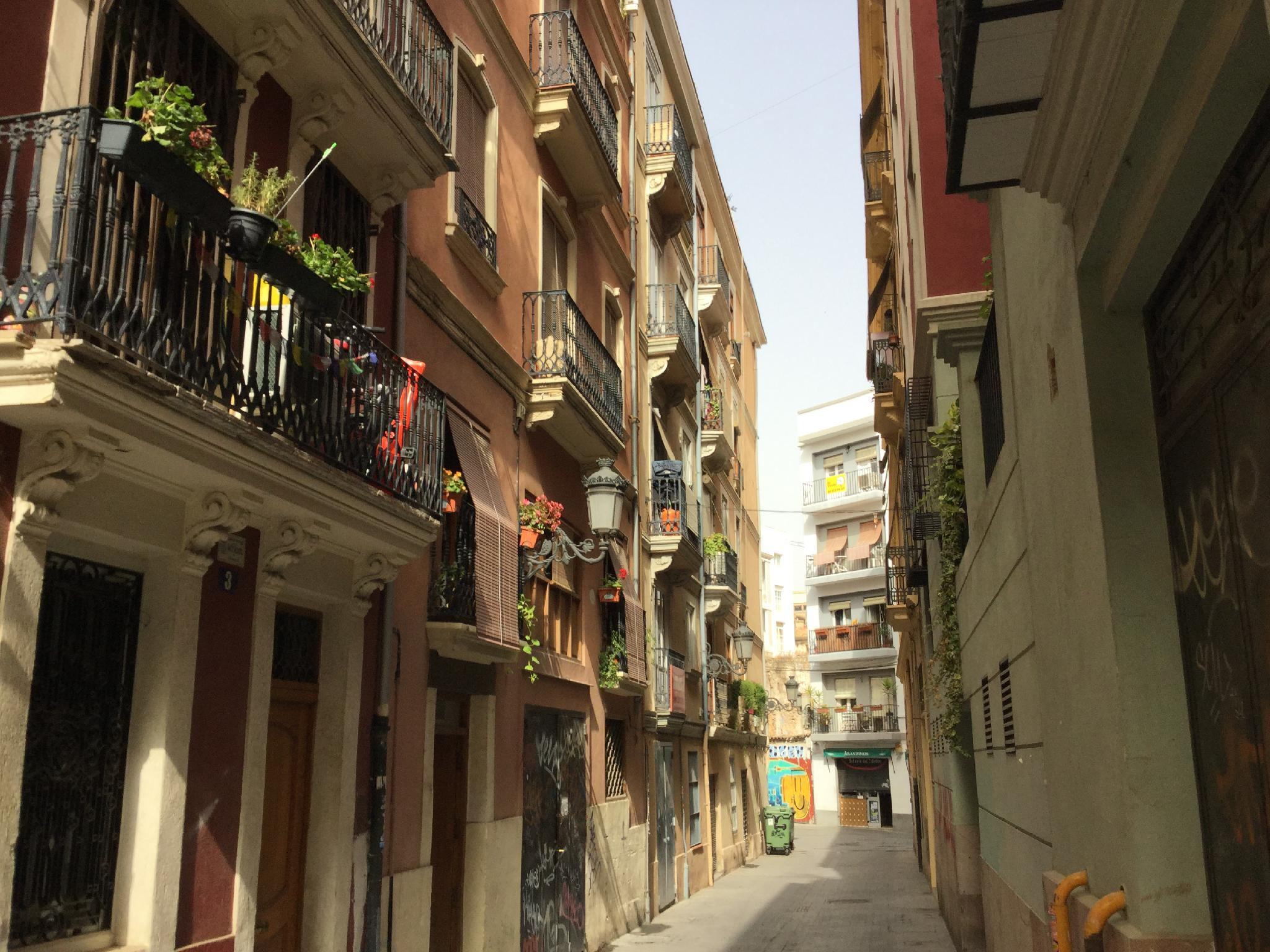 164895 - Plaza del Angel - Torres de Serranos