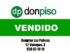 165977 - Piso en venta en Palmas De Gran Canaria (Las) / Casa terrera en Las Magnolias (Tafira).