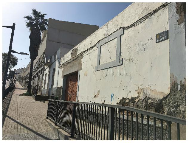 Imagen 1 Inmueble 184396 - Solar Urbano en venta en Arucas / Solar situado en Calle Pintor Velázquez (Arucas).