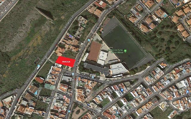 Imagen 1 Inmueble 218633 - Solar Urbano en venta en Palmas De Gran Canaria (Las) / En una de las mejores residenciale...