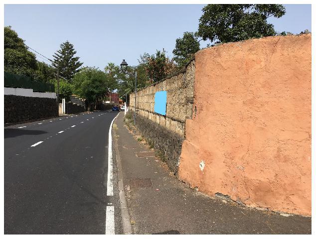 Imagen 1 Inmueble 224132 - Solar Urbano en venta en Tacoronte / En la poblacion de Tacoronte
