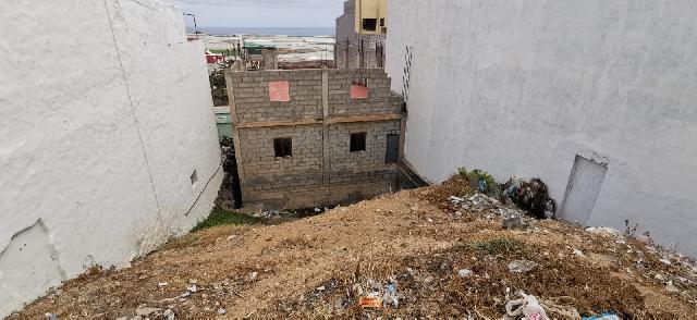 Imagen 1 Inmueble 228574 - Solar Urbano en venta en Gáldar / En Playa de Sardina