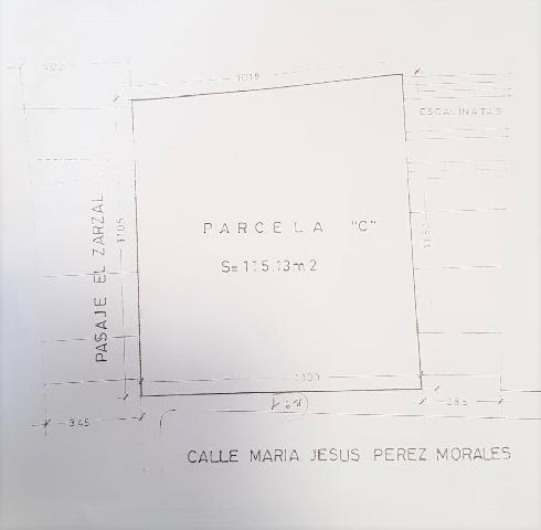 Imagen 1 Inmueble 234206 - Solar Urbano en venta en Palmas De Gran Canaria (Las) / En zona residencial de Tenoya