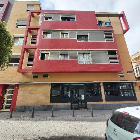 Imagen 1 Inmueble 250264 - Piso en alquiler en Palmas De Gran Canaria (Las) / En zona Puerta, cerca de las Canteras