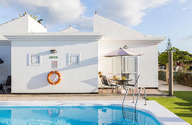 Imagen 1 Inmueble 254249 - Casa Adosada en alquiler en San Bartolomé De Tirajana / En Sonnelan, a 5 minutos playa de ...