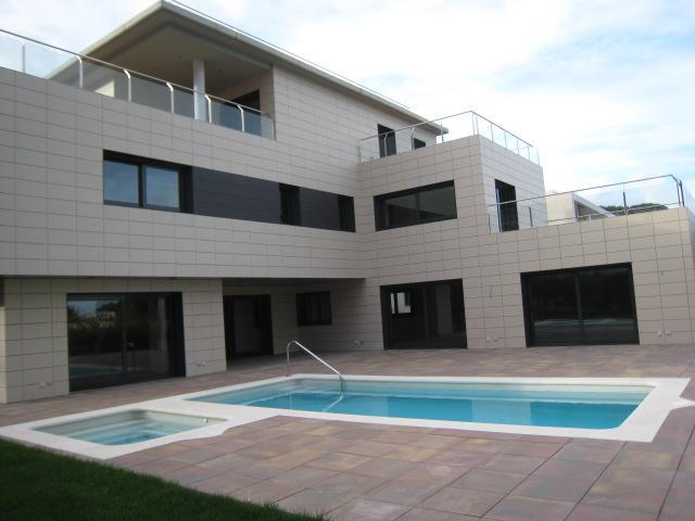 167625 - Casa con piscina en Montemar - Castelldefels