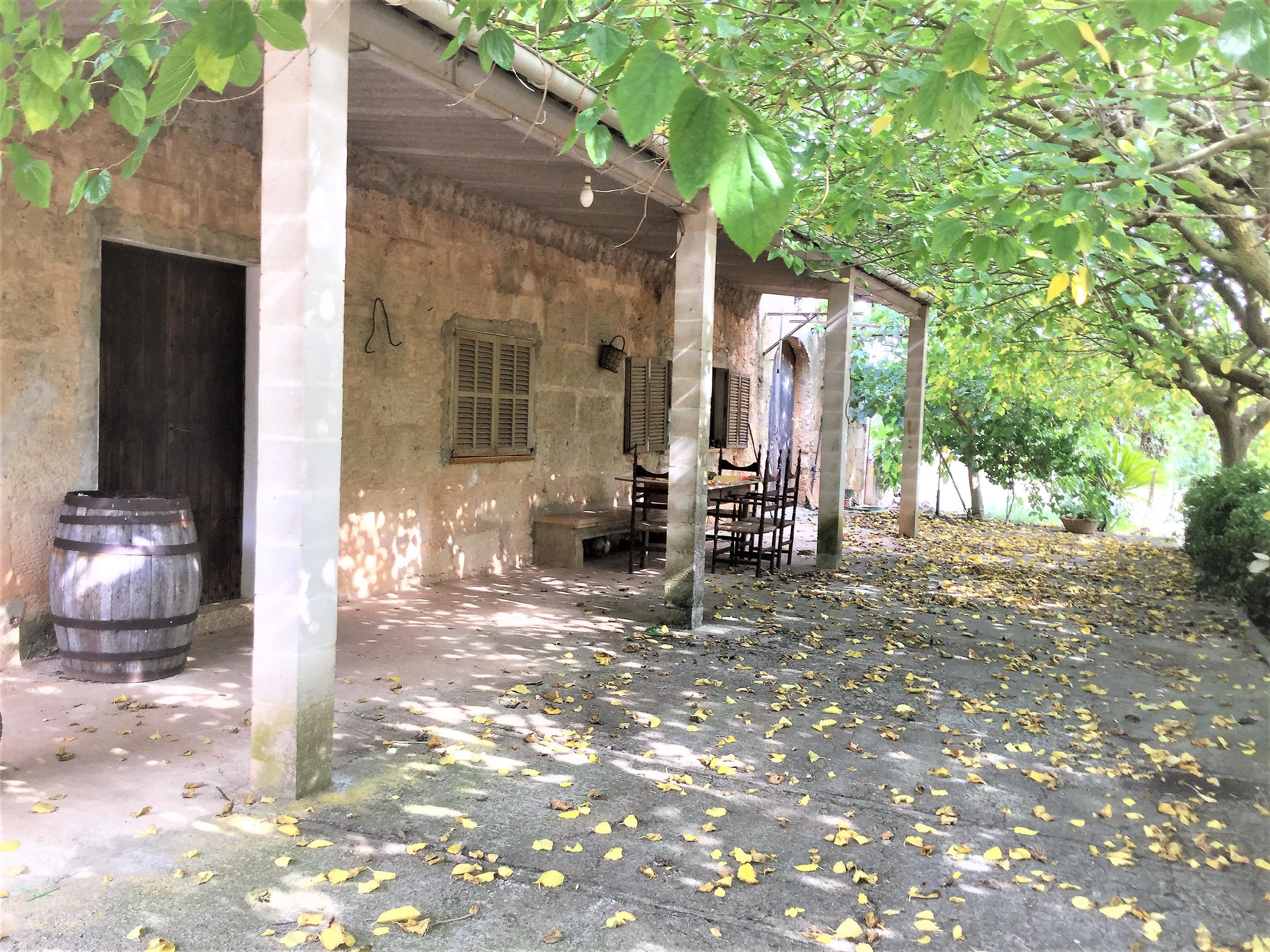 Imagen 1 Casa Rústica en venta en Sencelles / Cerca Gasolinera entrada Sencelles