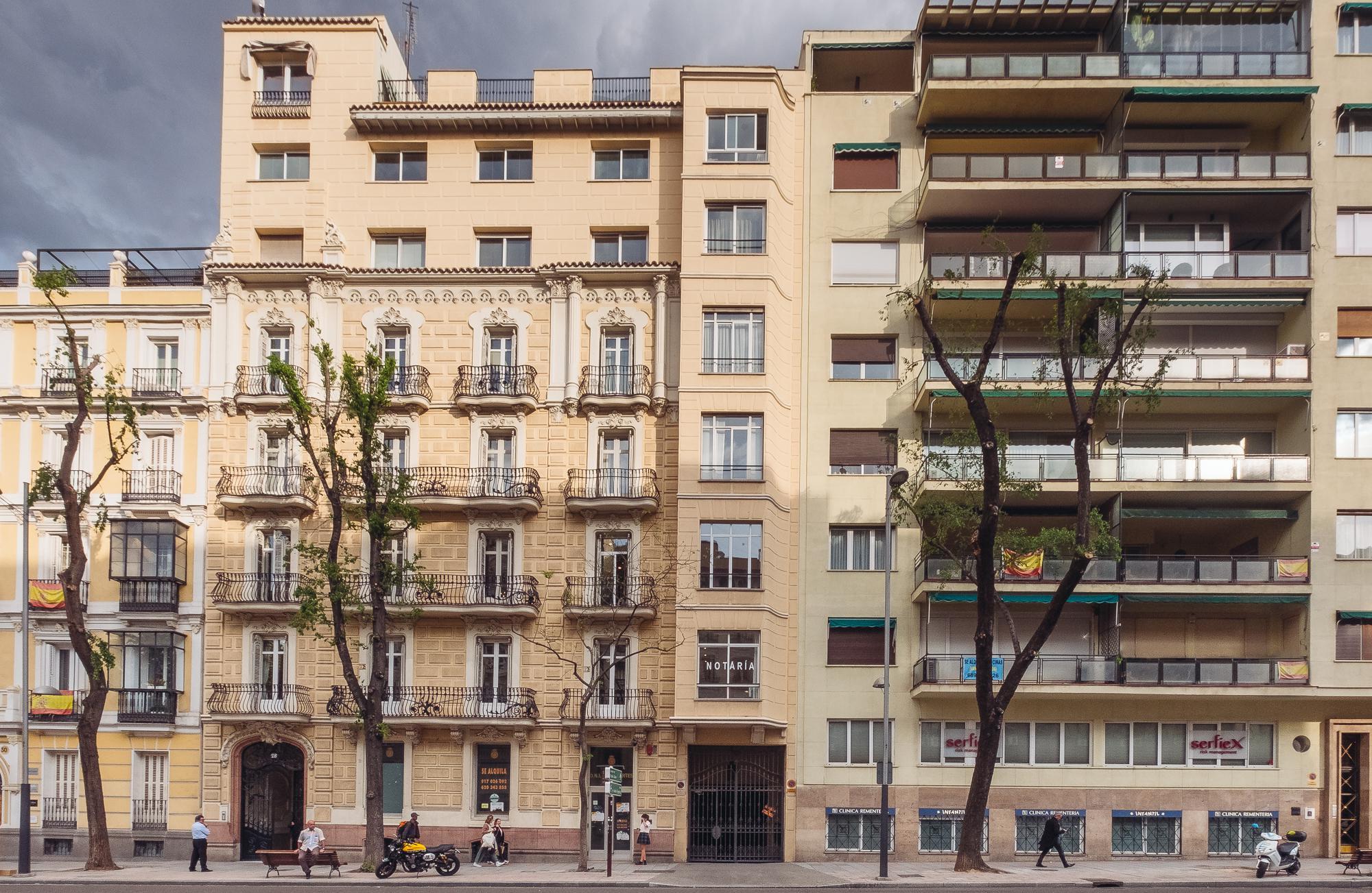 224552 - Calle Almagro-Rubén Darío