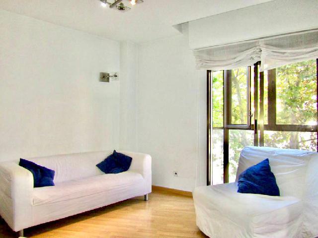 Imagen 1 Inmueble 242876 - Apartamento en alquiler en Madrid / Junto a la Glorieta de San Bernardo