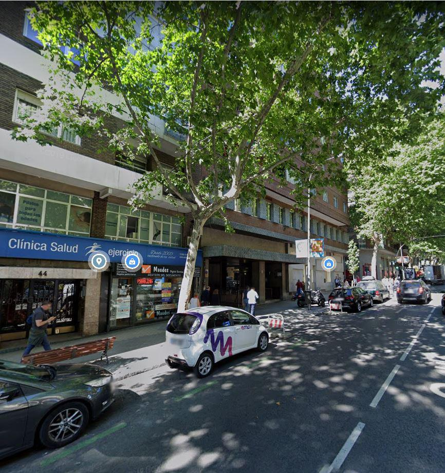 Imagen 2 Oficina Comercial en alquiler en Madrid / Chamberí - Ríos Rosas