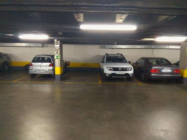 Imagen 1 Inmueble 250370 - Parking Coche en alquiler en Madrid / Paseo de Eduardo Dato - Ruben Dario - Plaza de Chamberi