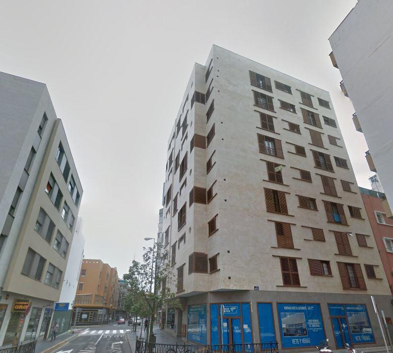 169930 - Piso de nueva construcción en el centro de Las Palmas