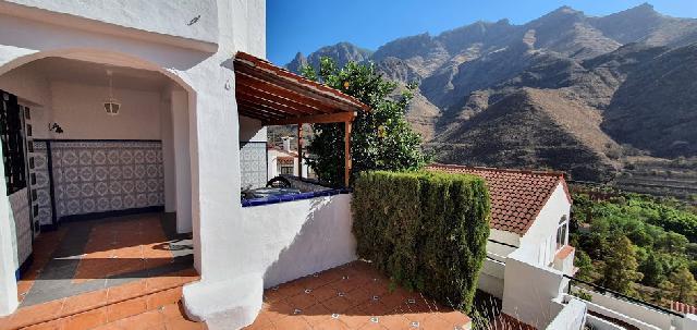 Imagen 1 Inmueble 241104 - Casa Adosada en venta en Agaete / Valle de Agaete