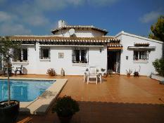 181942 - Casa Aislada en venta en Ràfol D´almúnia (El) / Urbanización con vistas espectaculares bahía de Pego
