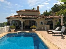 196983 - Casa Aislada en venta en Pedreguer / En la Muntanya de la Sella. Cerca del campo de golf.