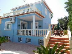 207079 - Casa Aislada en venta en Dénia / A 600m del paseo Las Rotas y a 1km del centro urbano