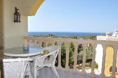 209836 - Casa Adosada en venta en Dénia / A 1km de la playa Les Rotes y a 2,5km del centro