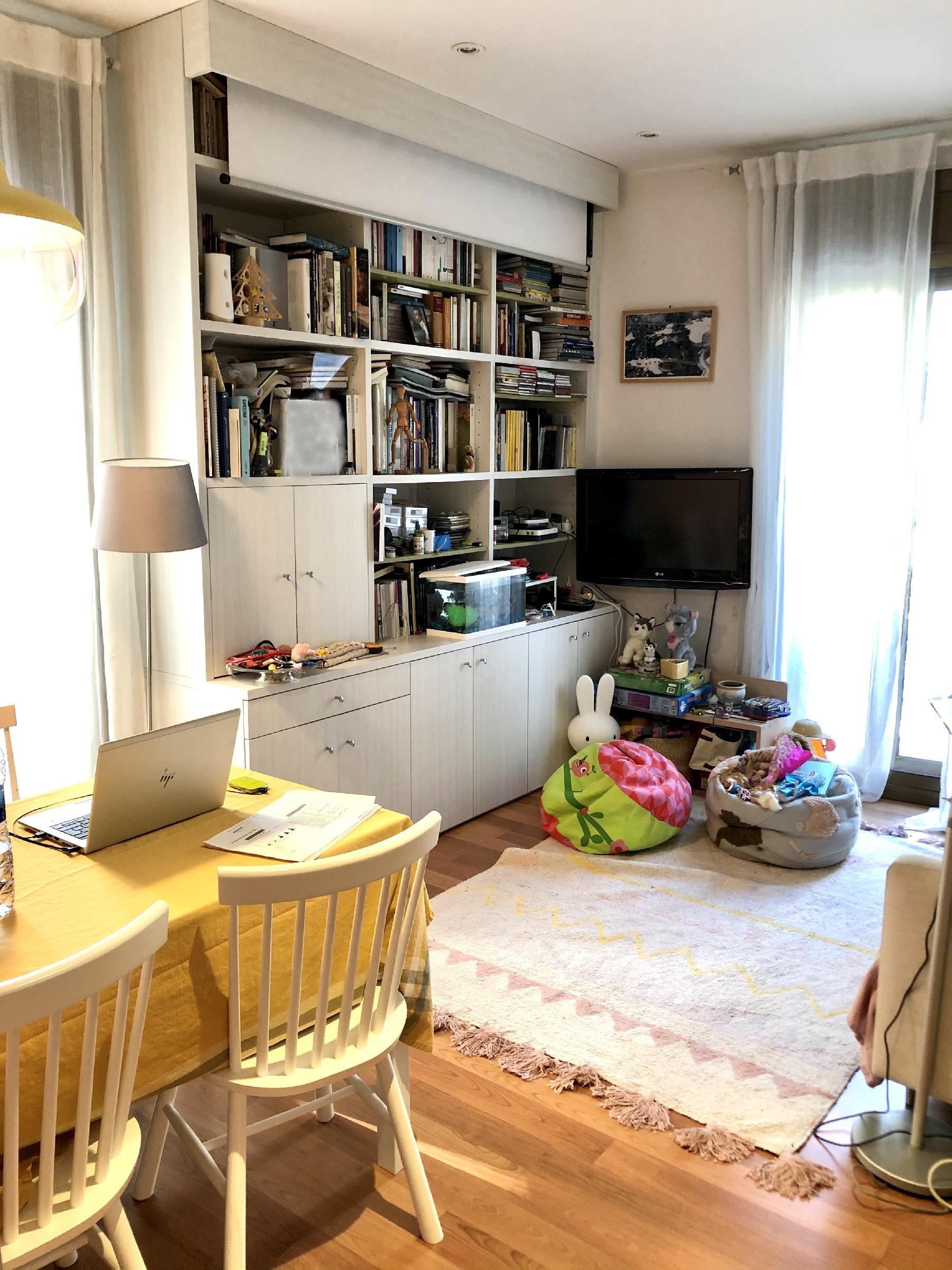 Imagen 1 Piso en venta en Barcelona / En plena Avenida Madrid.